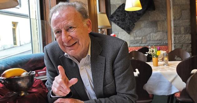 Alois Hartmann: Ein Leben lang neugierig und engagiert