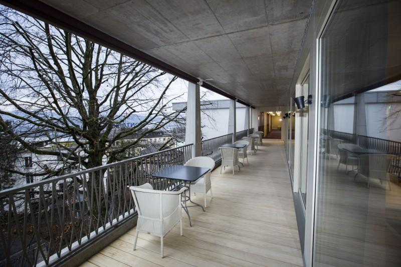 Betagtenzentrum Dreilinden-Haus Rigi