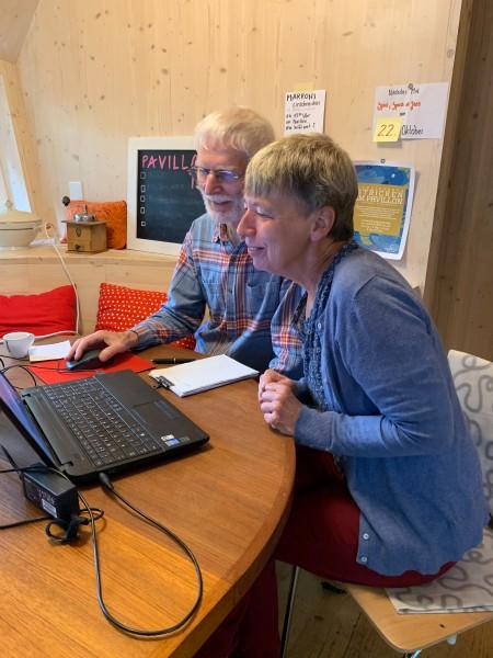 Freiwillige mit digitalen Kompetenzen gesucht