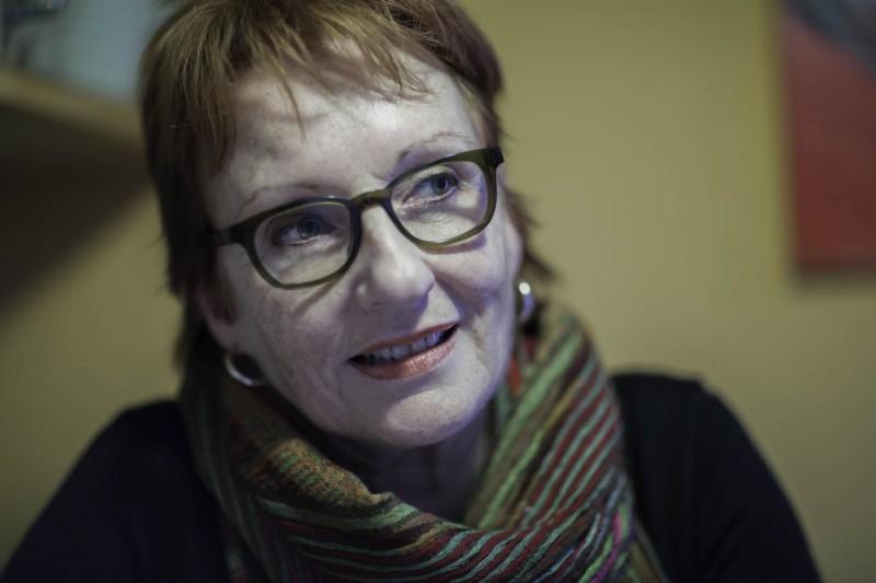 Beata Pedrazzini - der «rebellische Geist»