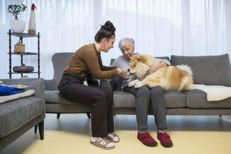 Was heisst gute Betreuung im Alter?