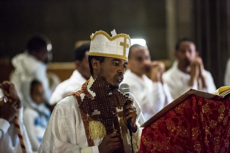 Eritreische Osternacht 2017