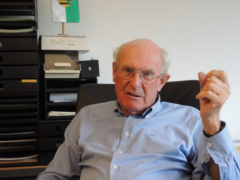 Alfred N. Becker, der Mann hinter der Messe Luzern
